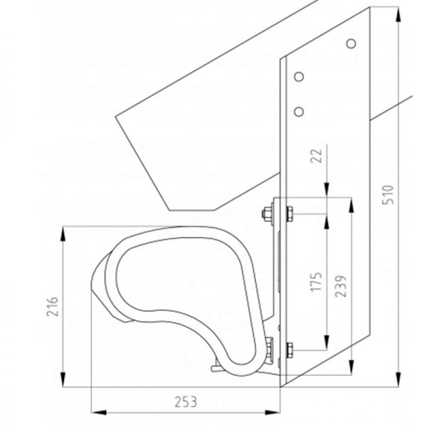 Dachsparrenmontage